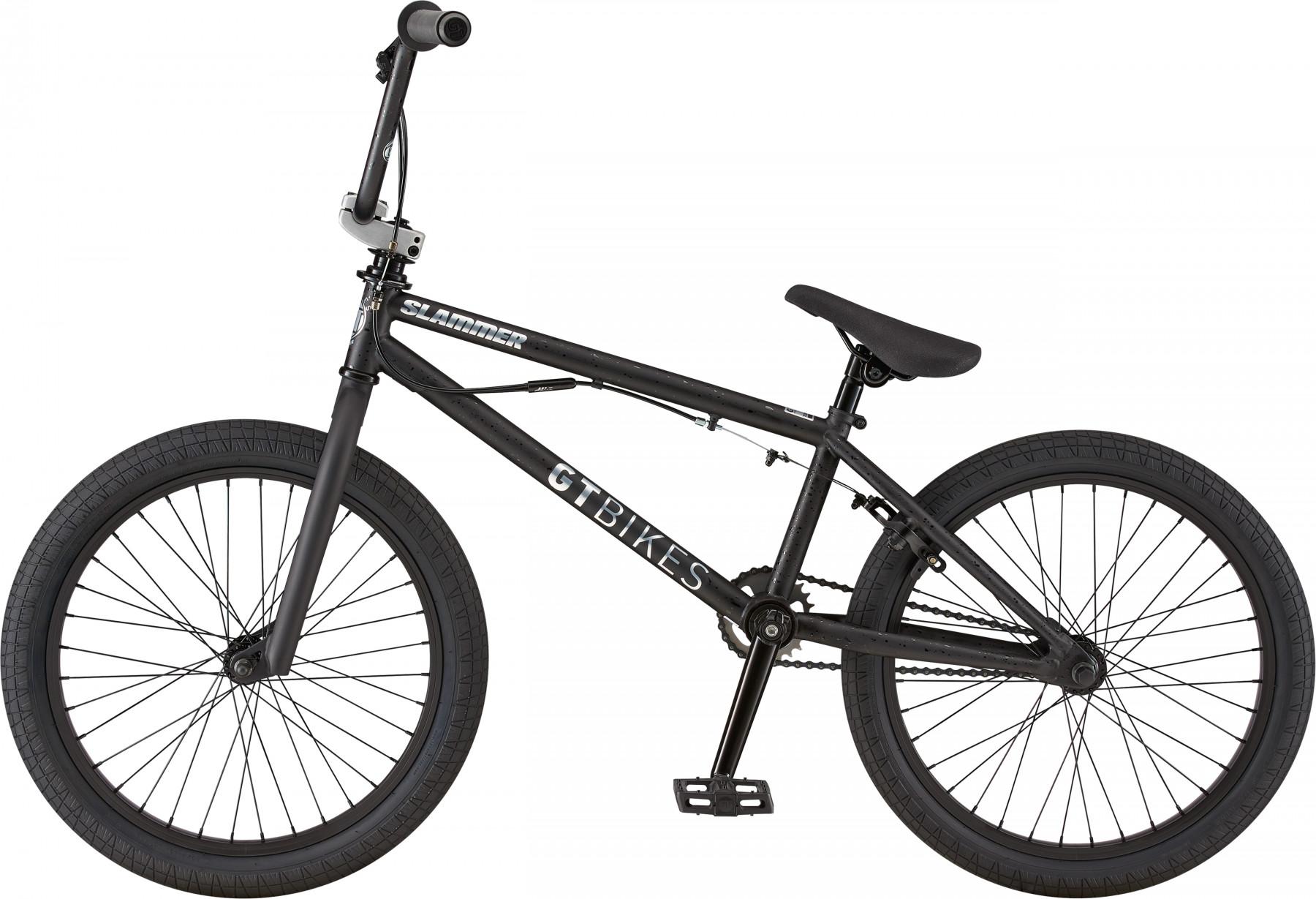 SLAMMER 2021 BMX BLACK